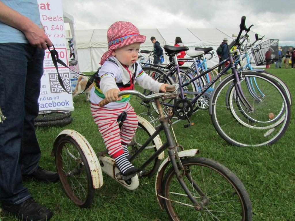 At the 2015 York Rally: Photo David Walsh-Kemmis