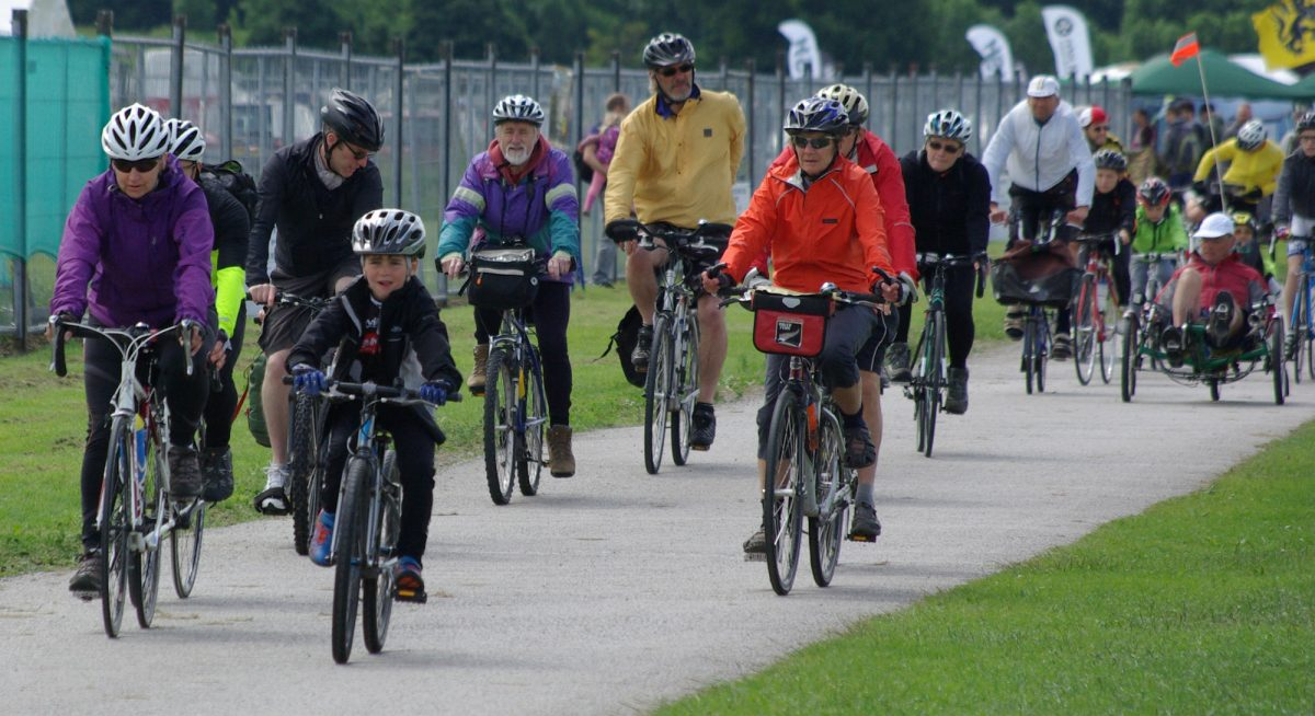 Feb update: bookings hotting up, Sustrans feature the Rally and more…