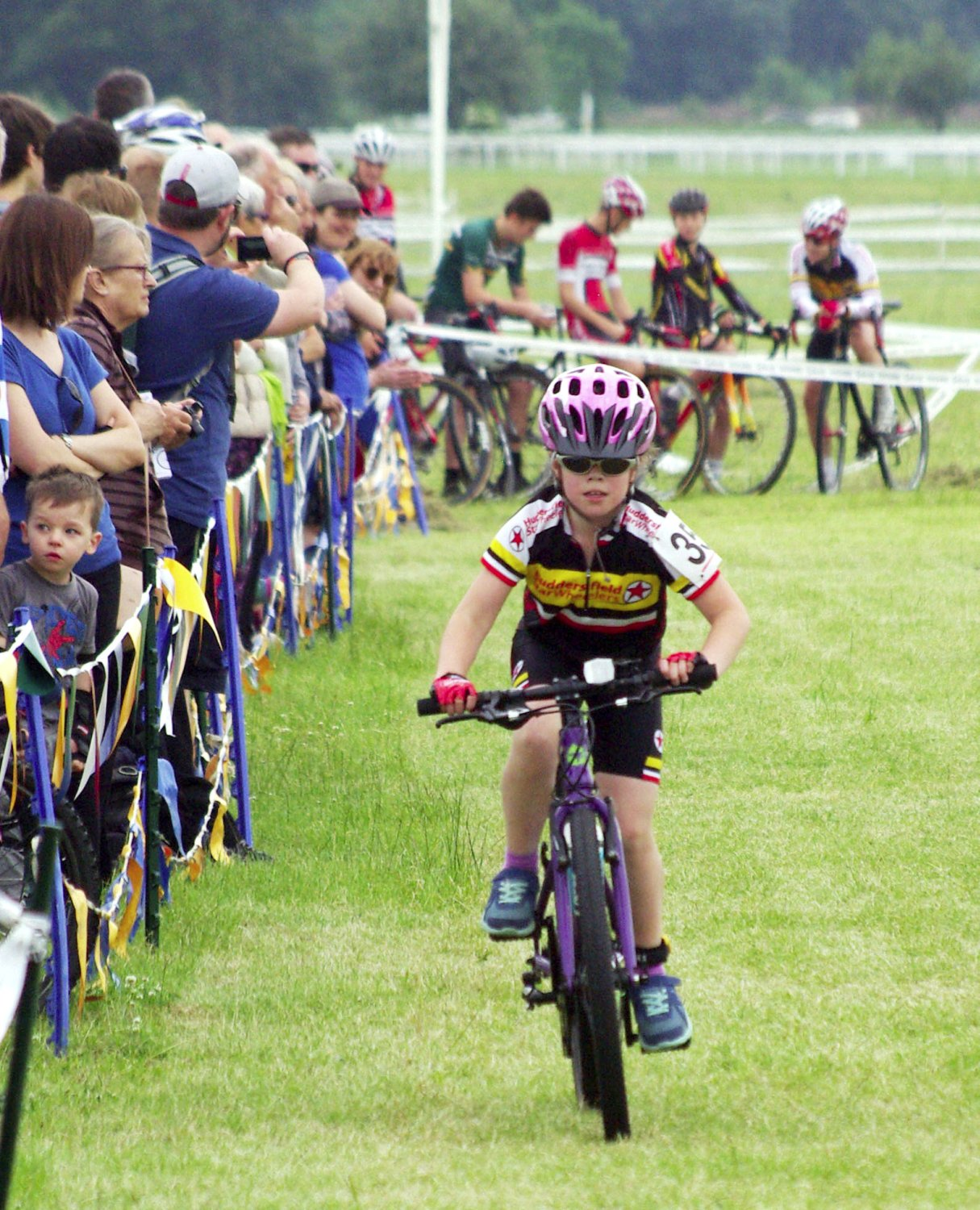 Are you the fastest racer of your age?