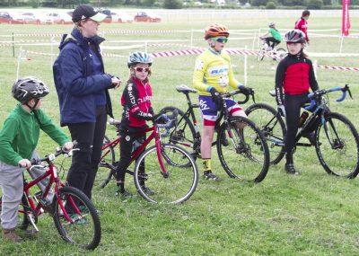 British Cycling Go-Ride at the 2016 York Rally. Photo: Peter Eland