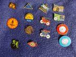 Older York Rally badges