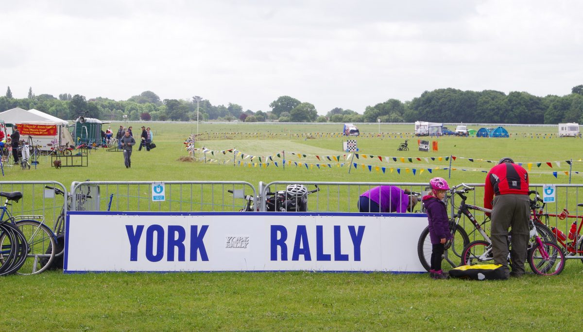 York Rally: all systems go for 2017