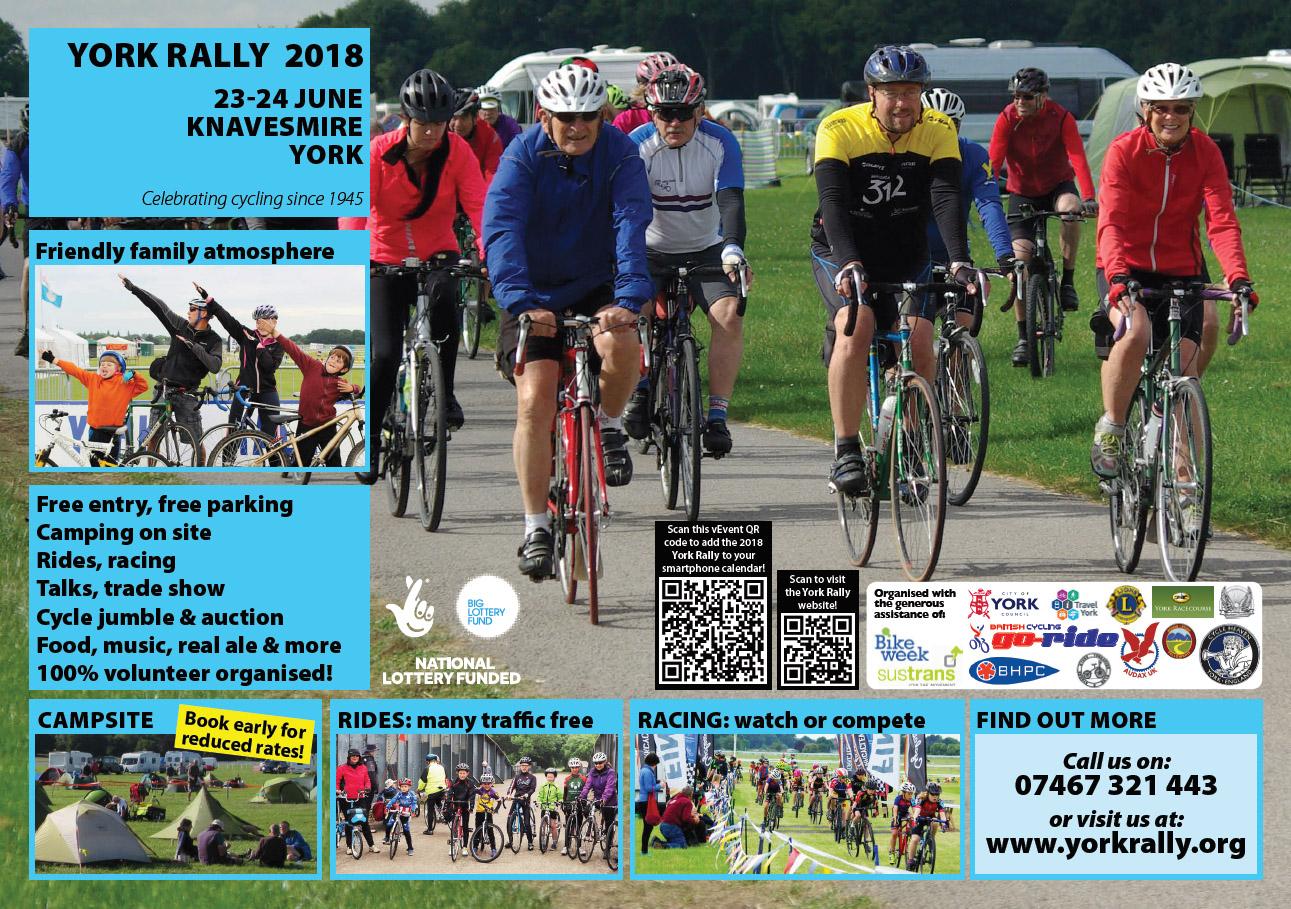 York Cycle Rally