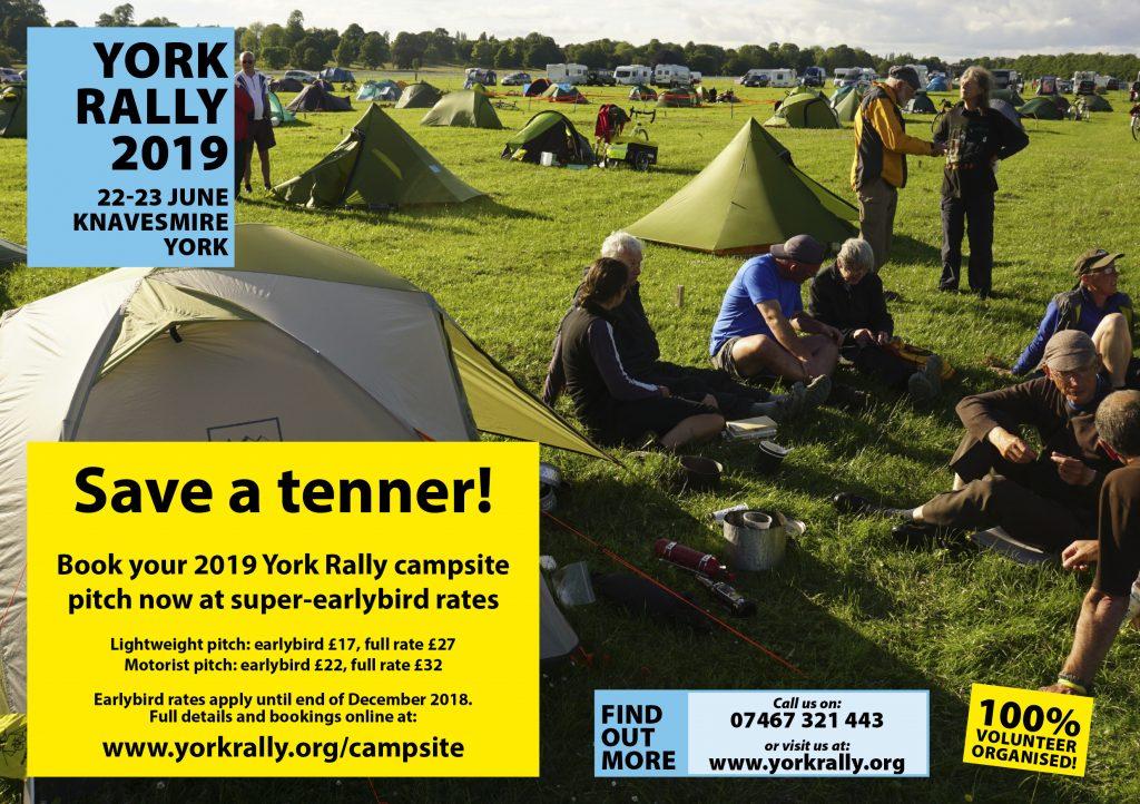 Downloads – The York Rally: 22-23 June 2019