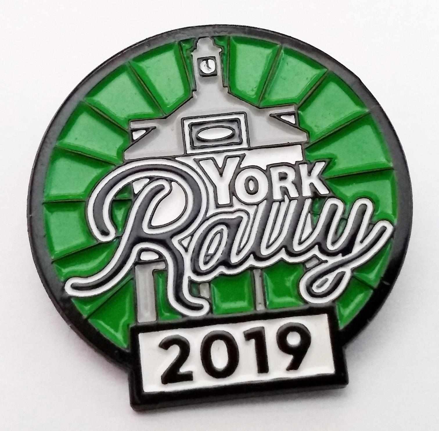 1. 2019 badges