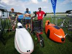 Velomobiles and recumbents