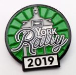 2019 York Rally badge