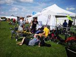 York Rally trade show